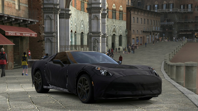 2014 Chevrolet Corvette: First (Virtual) Drive