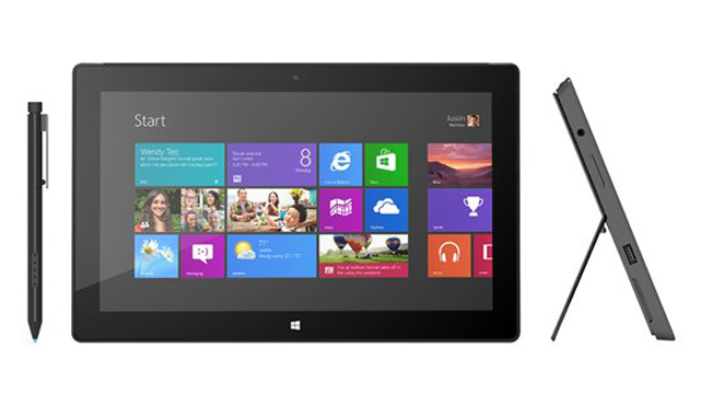 Click here to read Microsoft Surface Pro Will Be Out in January... And Costs More Than a MacBook Air