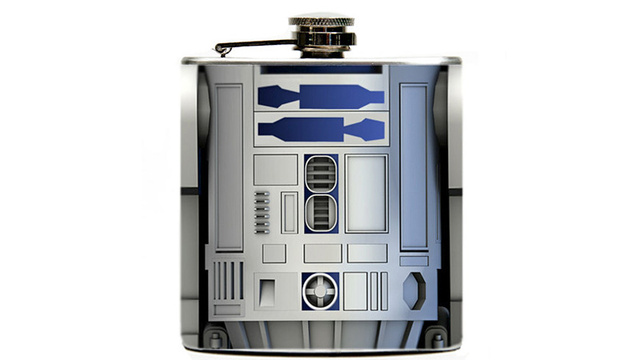 R2D2 Now Stashes the Most Useful Weapon of All: Booze