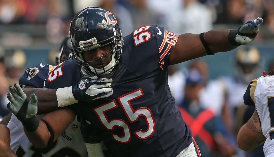 "Lance Briggs Warns Of Potential ""Dangerous Boners"" Ep…"