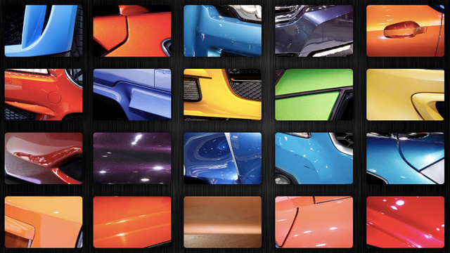 Your Future Car Could Have One Of These Amazingly Bright Colors