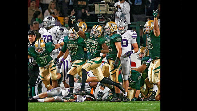 Why Did Sports Illustrated Colorize Baylor's Black Uniforms? [UPDATE: SI Responds, Sort Of]