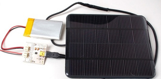 DIY Solar-Powered MintyBoost USB Charger