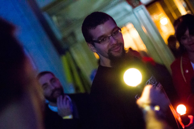 Indie Arcades and Wu-Tang Joust: Photos from the Motherboard Relaunch Party