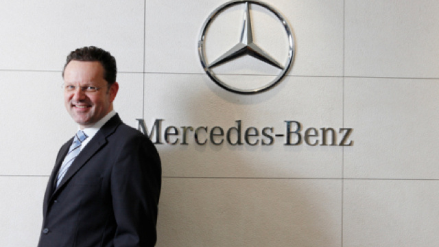 The President Of Mercedes-Benz Korea Reportedly Committed Suicide In Germany