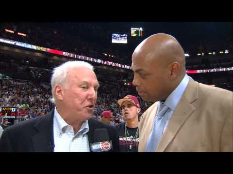 Gregg Popovich Continued His Streak Of Trolling Sideline Report…