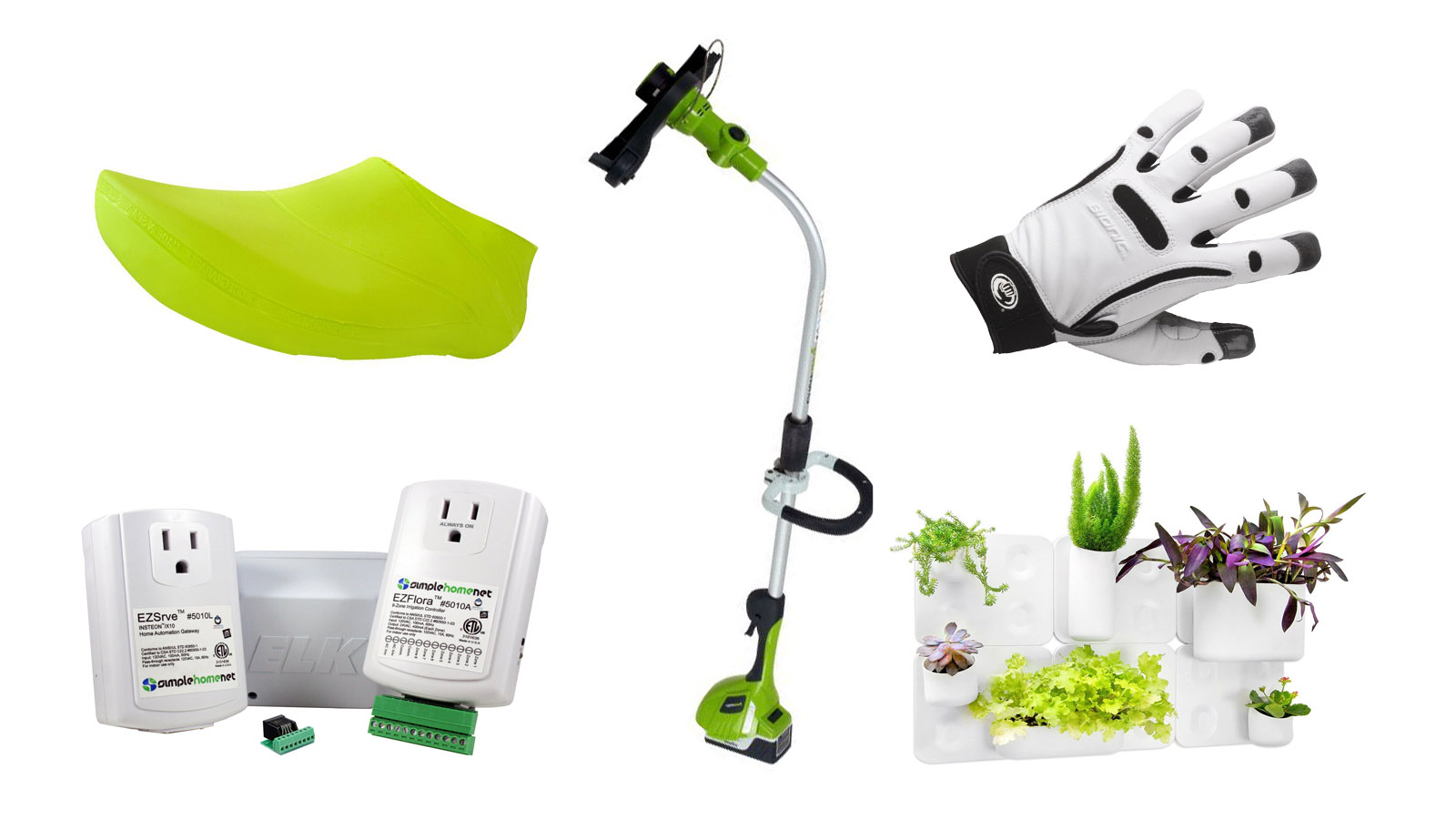 Click here to read Green Gifts for the Urban Gardener