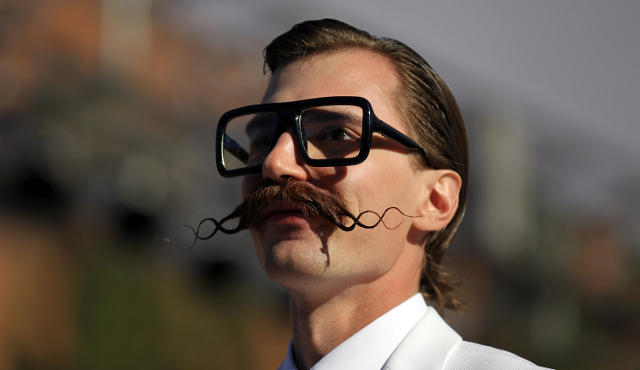 Click here to read Middle Eastern Men Are Getting Mustache Implants to Make Themselves Look Manlier