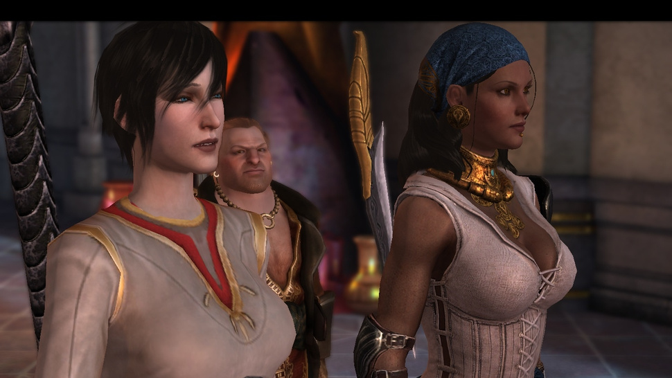 You Can Thank Women For <em>Dragon Age 3's</em> Lack Of Creepy Sex Plot