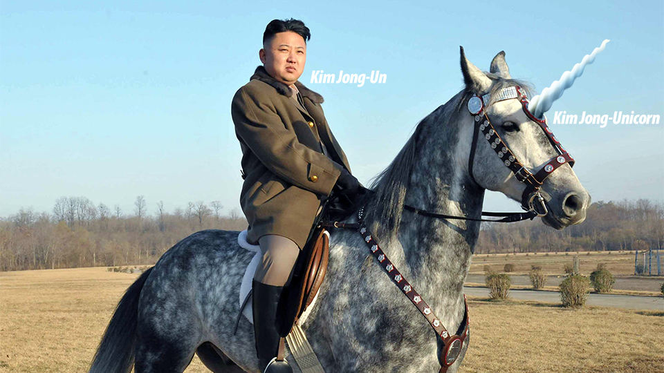 Click here to read North Korean Archeologists Discover Ancient Unicorn Lair (Seriously)