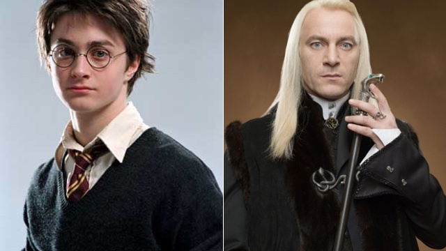 "Fan Fiction Friday: Harry Potter and Lucius Malfoy Really Have to Go in ""Rain of Gold"""