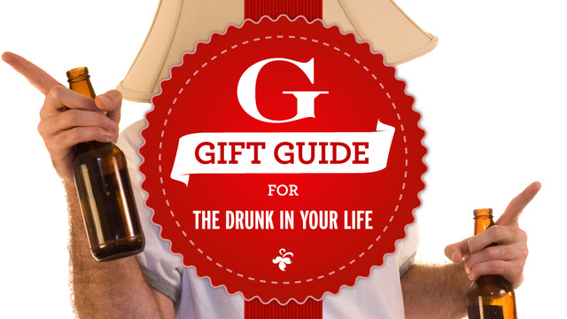 Gift Guide Roundup: Gifts For People Who Are Drunk More Often Than Not
