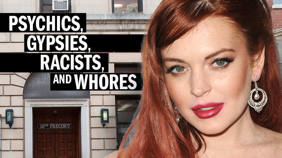 Click here to read Why Did Lindsay Lohan Punch That Nice Psychic in the Face? Let Us Get You Up to Speed.