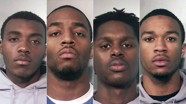 Four Hofstra Basketball Players Arrested For Allegedly Stealing Laptops, Phones, And iPads