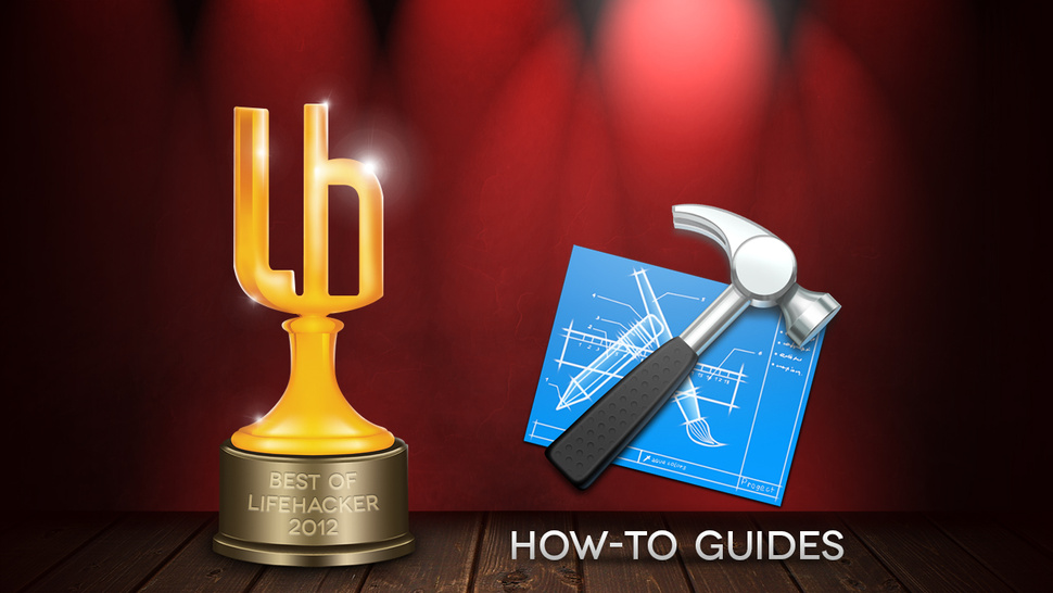 Most Popular How-To Guides of 2012
