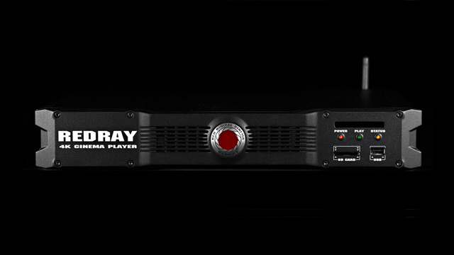 This Redray 4k Cinema Player Looks Like Something Out of Terminator