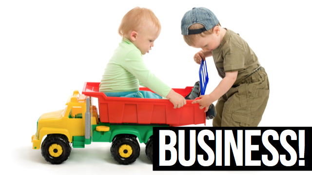 This Week in the Business: 'Wii U's Fisher-Price Take on Tech Seems a Bit Desperate.'