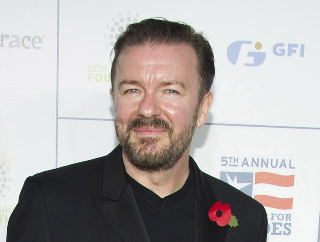 Is Ricky Gervais a Millennial in Disguise?