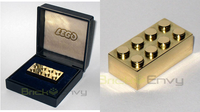 Click here to read The World's Most Expensive LEGO Brick Costs $14,000