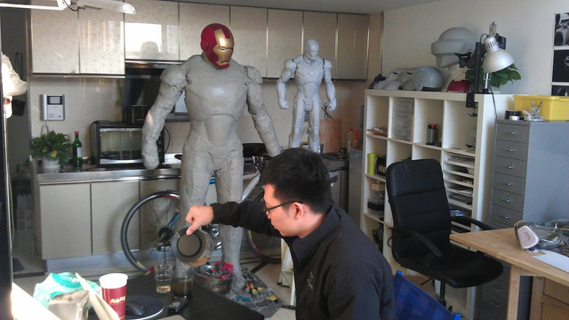 How Iron Man Inspired One Man To Create His Own Armor