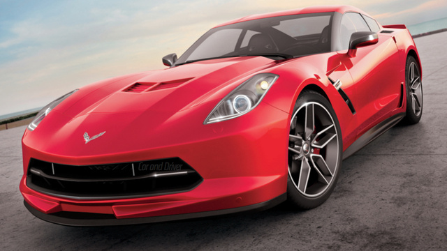 Five Things You Didn't Know About The 2014 Corvette
