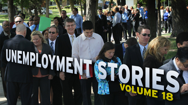 Unemployment Stories, Vol. 18: Struggling Every Day to Get By