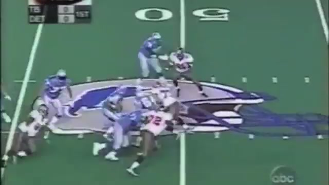 Charlie Batch Used To Hand Off To Barry Sanders, That's How Dam…