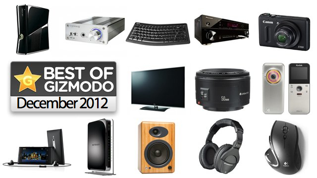 Our Favourite Gadgets November/December 2012