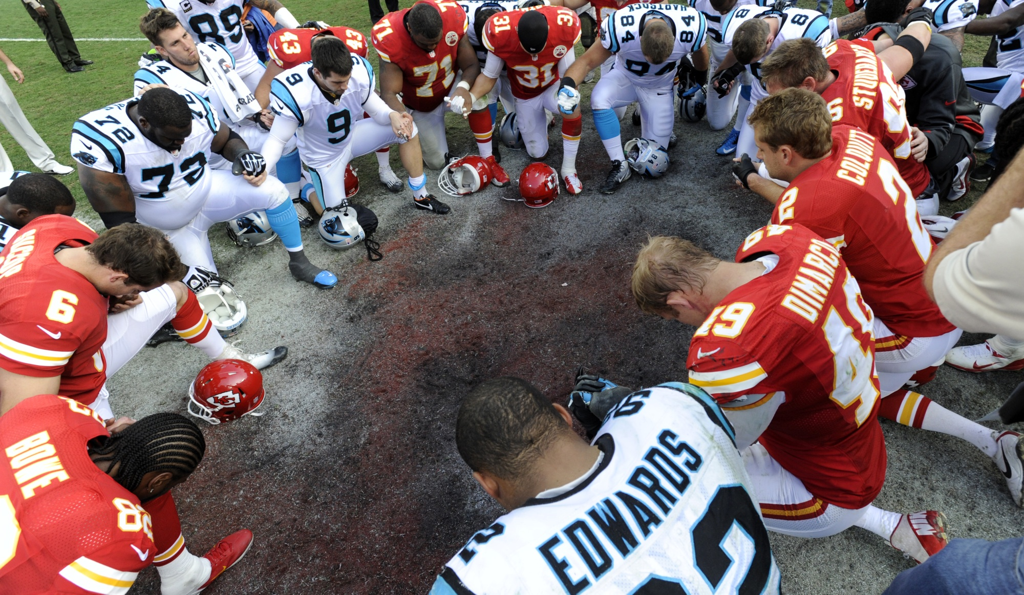 Jovan Belcher's Family Speaks; Jamaal Charles, Family Of Kasand…