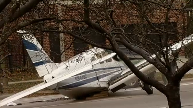 Click here to read A Fake TV Show Plane Crash Fooled the News Into Thinking It Was Real
