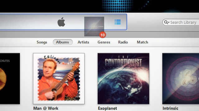 "Drag and Drop Songs into iTunes 11's ""Up Next"" Queue"