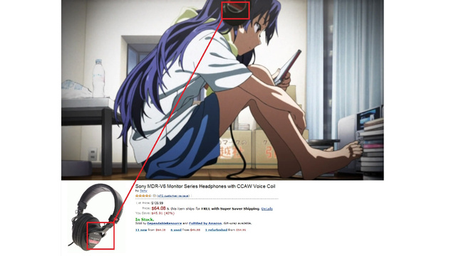 What Headphones Anime Characters Are Wearing