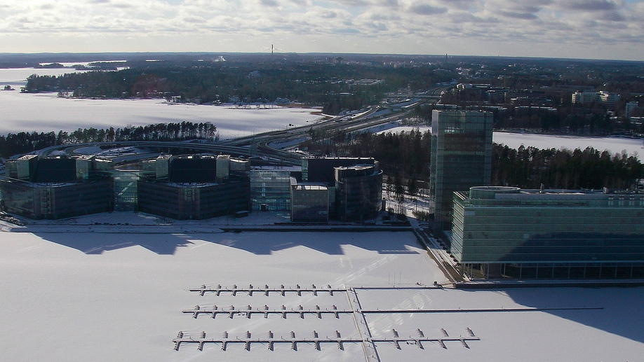 Nokia Sells Its HQ (But It's Not Moving Out)