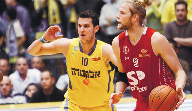 Israeli Basketball Star Suspended For Calling Opponent A Nazi