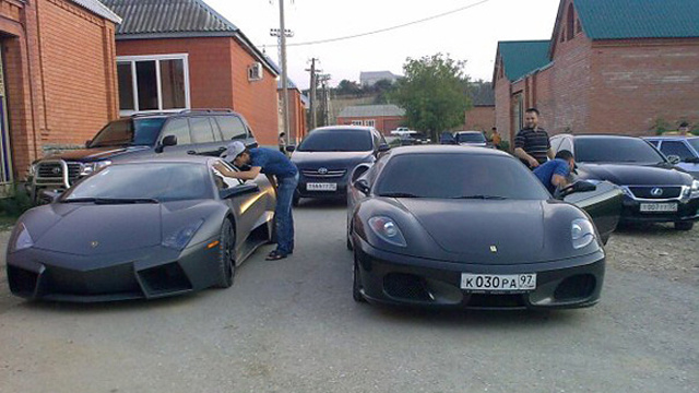 The Worst People In The World With The Best Car Collections