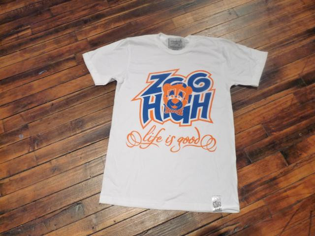 "Eddy Curry Has A Clothing Company Called ZooHigh, Because ""Animals Are Almost Just As Dope As Humans"""