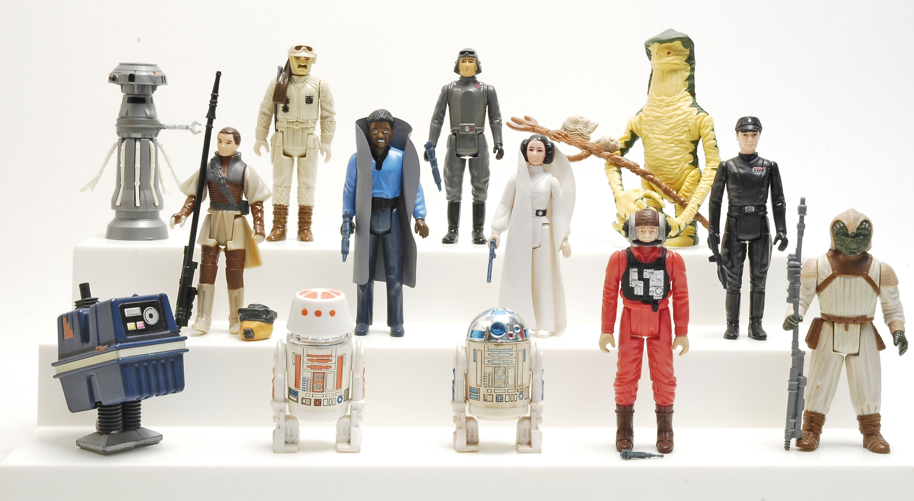 Star Wars Toys : How to instantly own the world s coolest star wars action