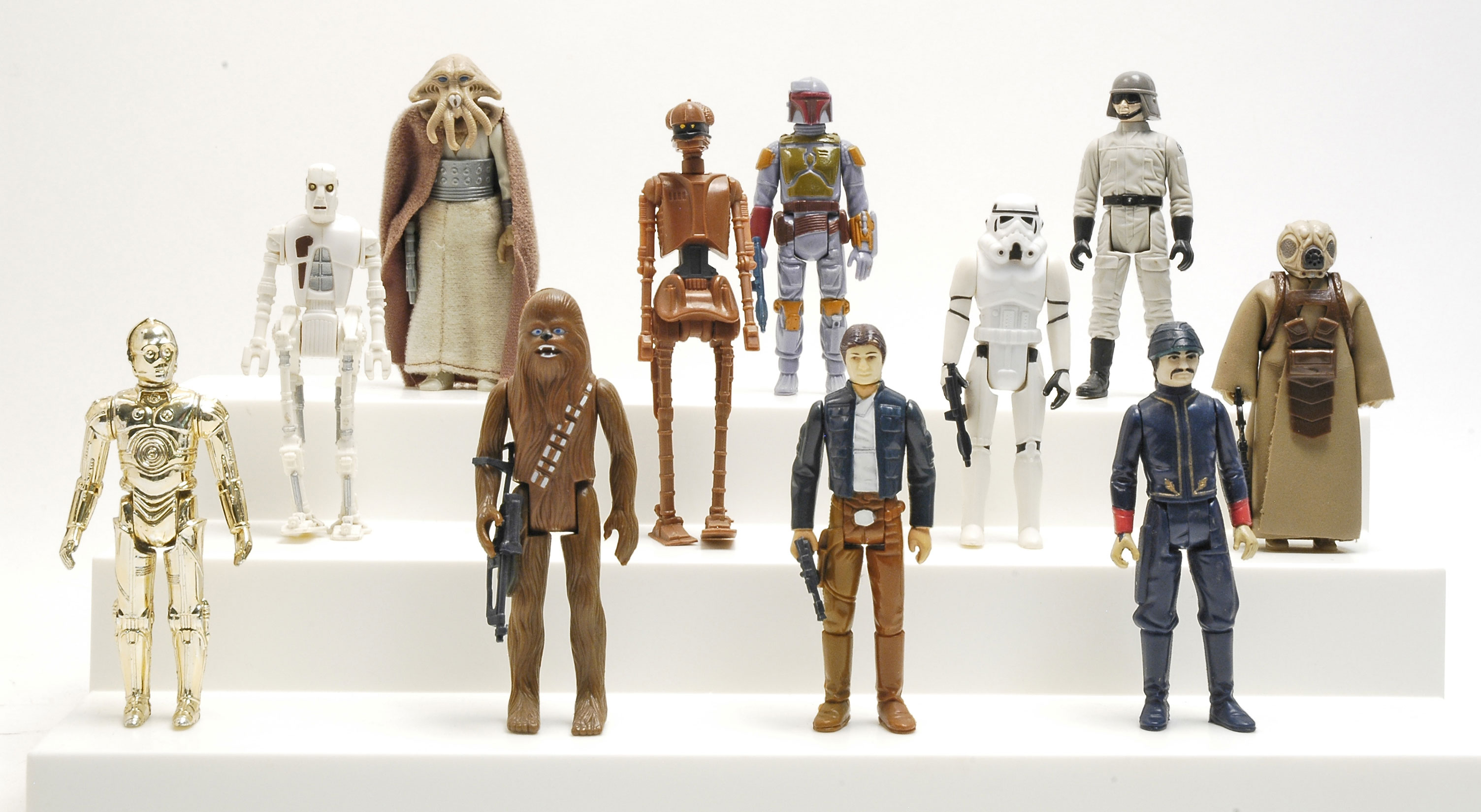 Original Star Wars Toys : How to instantly own the world s coolest star wars action