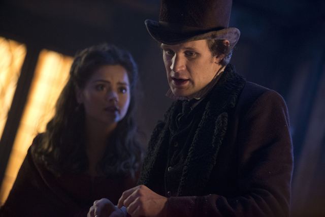 "Doctor Who - ""The Snowmen"" Promo Pics Part 1"