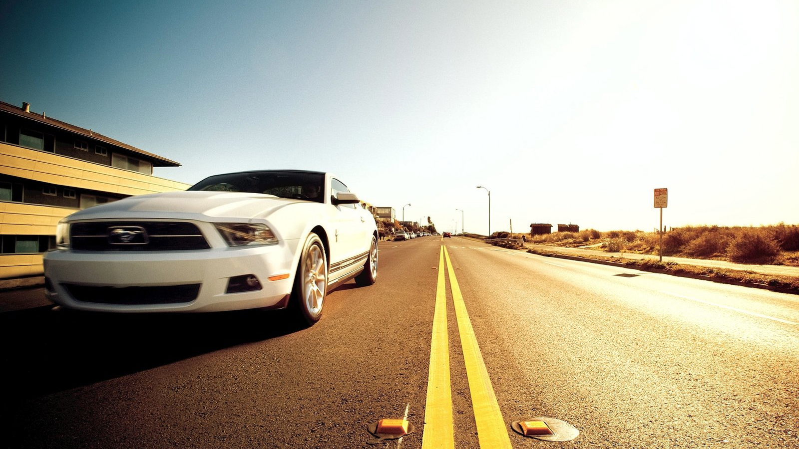 Click here to read Would You Take A V6 Mustang Over A V6 Camaro?