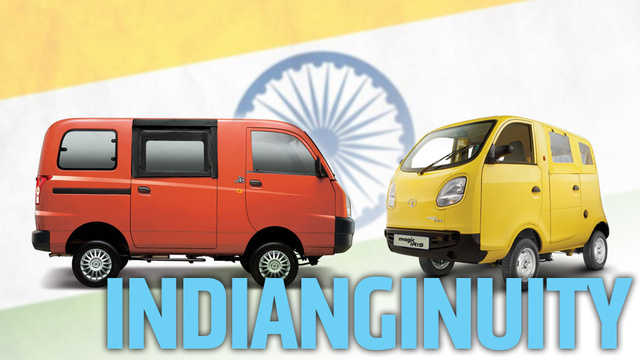 Why India Is Making The World's Most Interesting Cars