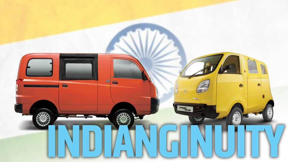 Click here to read Why India Is Making The World's Most Interesting Cars