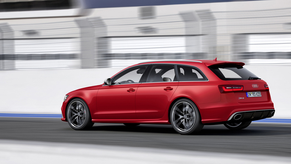 The Audi RS6 Avant: <em>Aluminum Und Holy Hell</em>