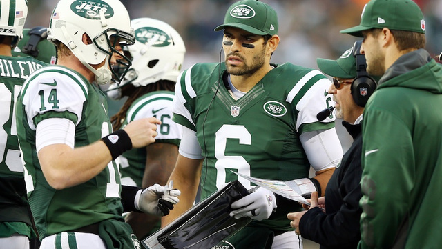 Mark Sanchez Will Stay The Jets' Starter, Reportedly Against The Wishes Of Woody Johnson