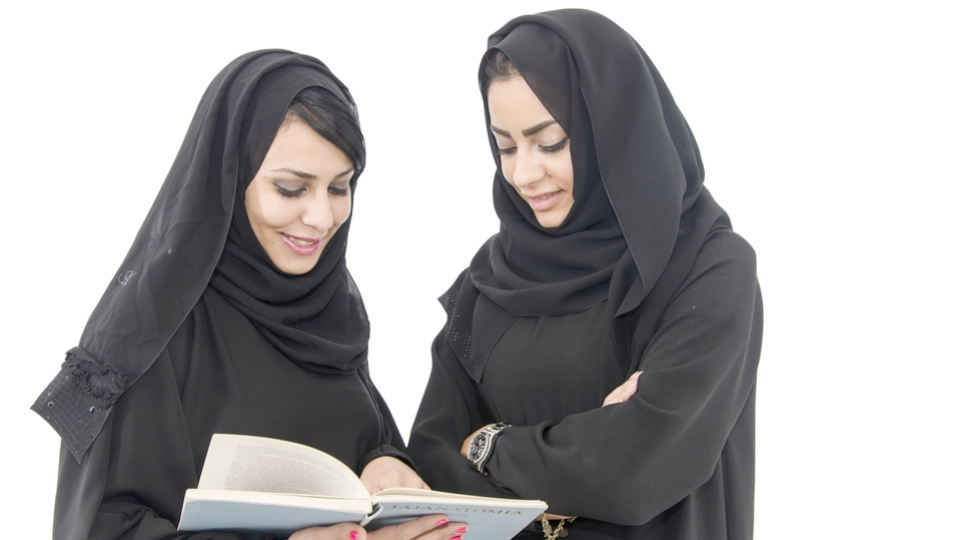 Click here to read Saudi Arabia's Schoolbooks Now Include Photos of Women
