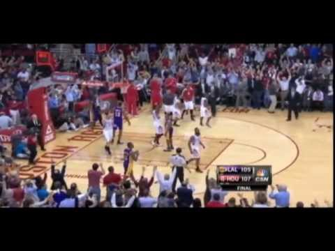 "Rockets Announcer Rubs It In After Houston Win: ""The Laker…"