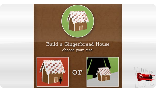How Much Gingerbread Do You Need To Build Your Edible Dream House?