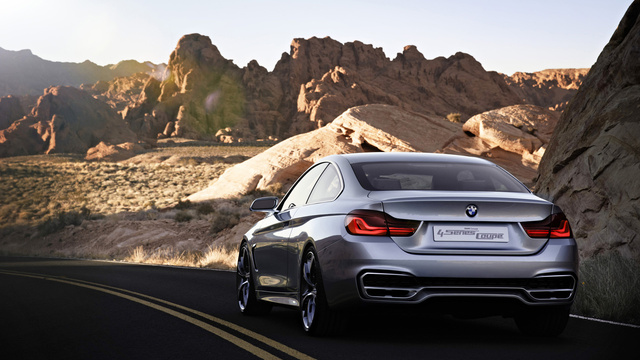 The BMW 4 Series Is The New BMW 3 Series Coupe