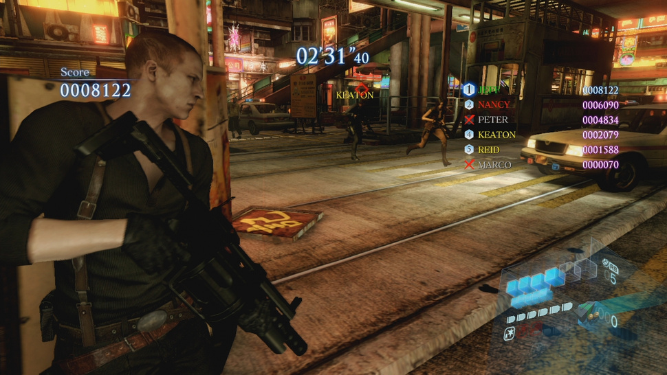 <em>Resident Evil 6</em>'s New Onslaught, Predator and Survival Modes Coming First to Xbox 360 December 18th