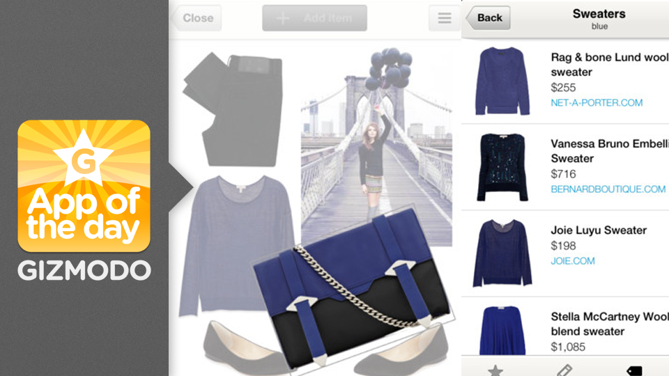 Click here to read Polyvore: Build Your Virtual Closet on Your iPhone
